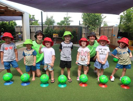 Playschool-Soccer